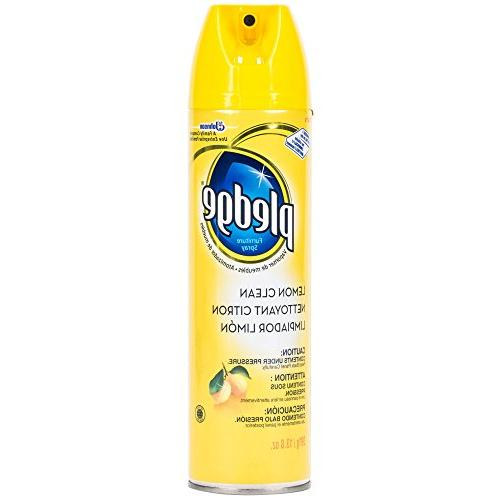 furniture lemon clean