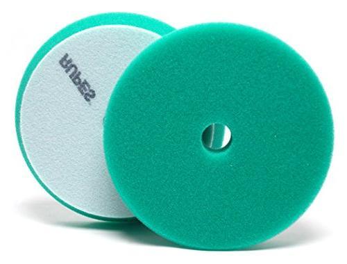 green foam pad