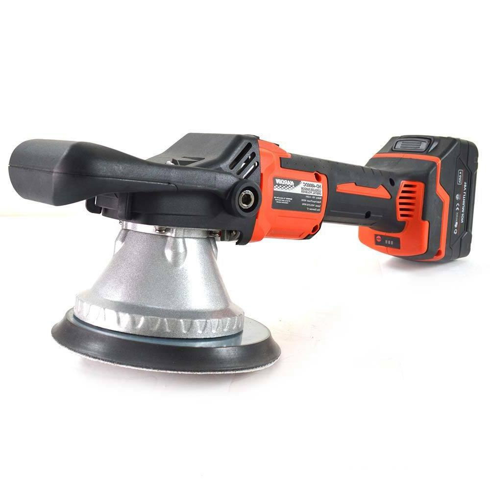Lithium-Ion Cordless Random Polisher