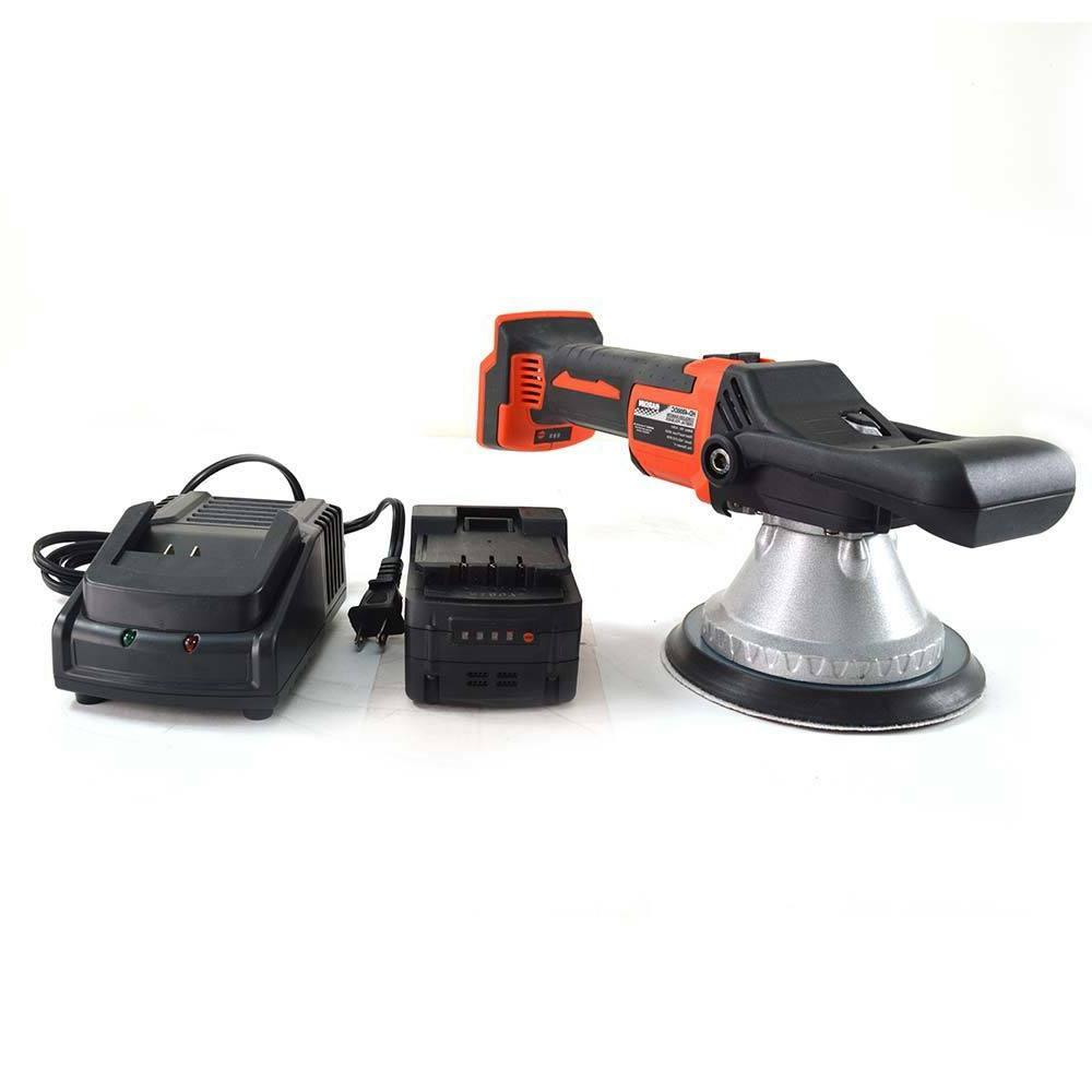 Hardin Lithium-Ion Random Orbital Polisher /Sander