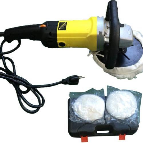 Hot Paint Polisher/Buffer 1200W Electric Variable