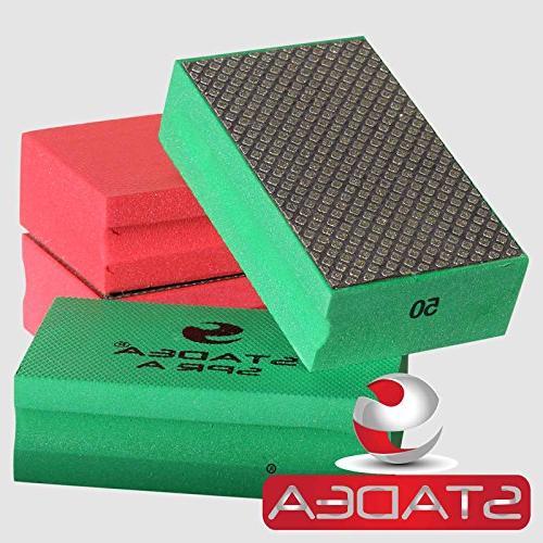 Stadea Polishing Pads Marble Concrete Polishing, 4