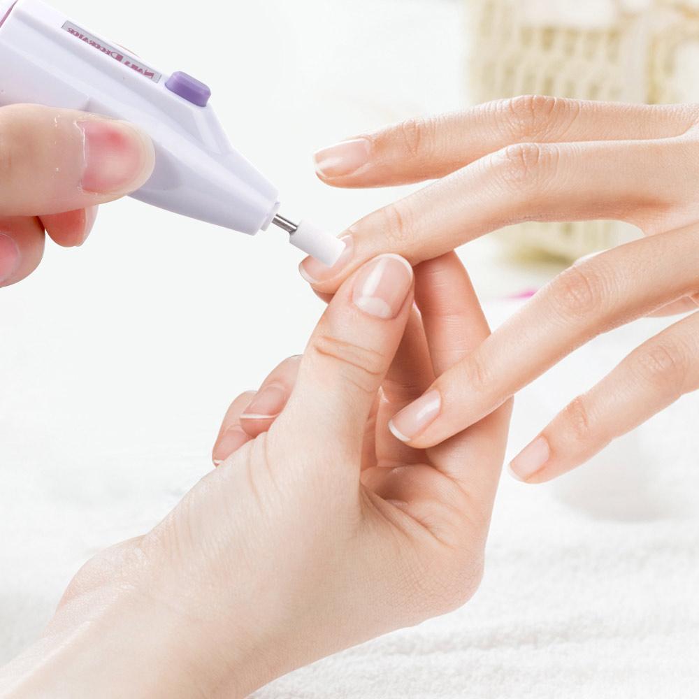 Mini Nail for Manicure Machine Gel File Nail Tools