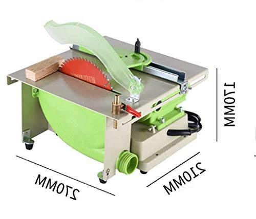 TOPCHANCES Polishing Machine Grinder Jewelry Table Bench