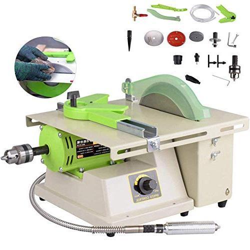 multifunction rock polishing buffer machine