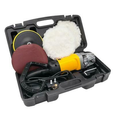 new 7 electric polisher 6 variable speed