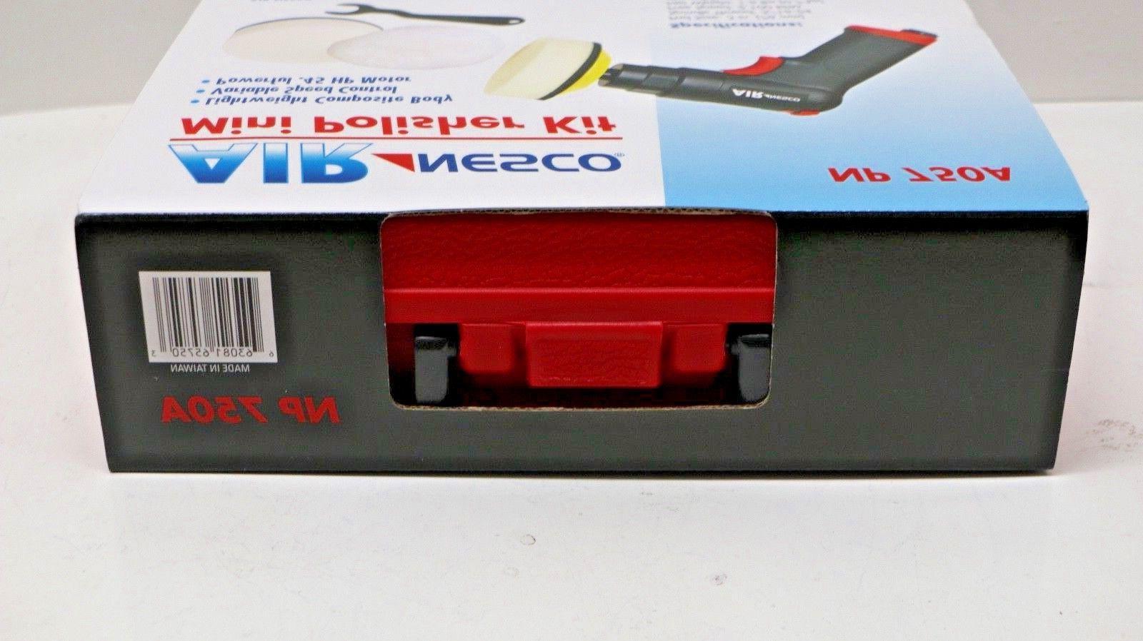 # NP 750A BRAND Mini Tool Kit w/ Pads Case