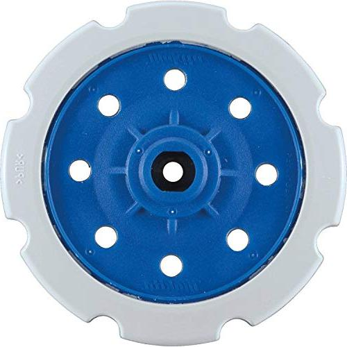 plastic backing plate