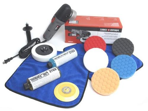 Chemical 7424XP Complete Detailing Kit with and Accessories Piece
