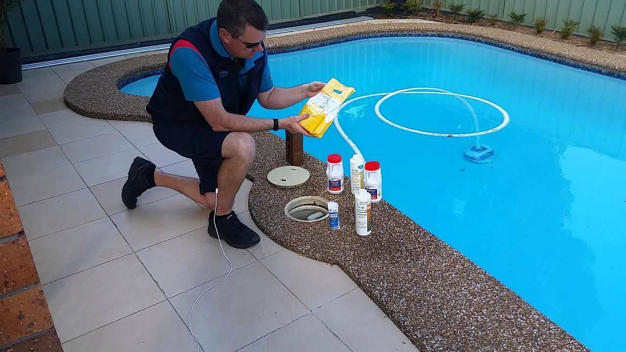 Concentrated Clarifier Pools - Sparkle 3050