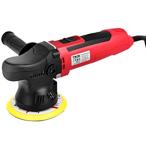 Goplus Sander Variable Speed Polisher Electrical Dual-Action Polisher Grinder