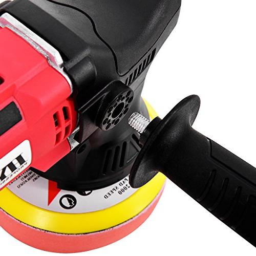 Goplus Variable Polisher Dual-Action Polisher