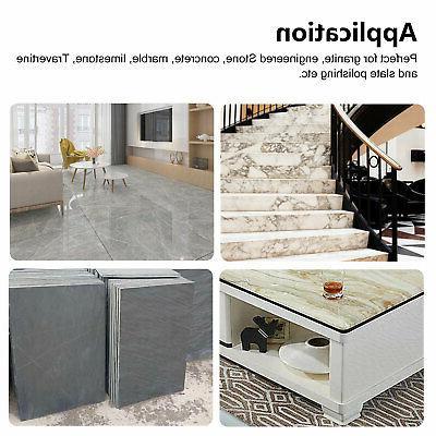 10pcs Wet Diamond Polishing Pads Concrete Granite