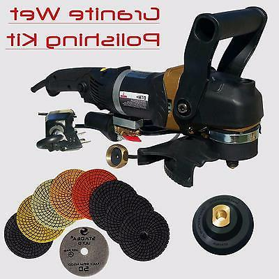 swp102k stone polisher granite polishing