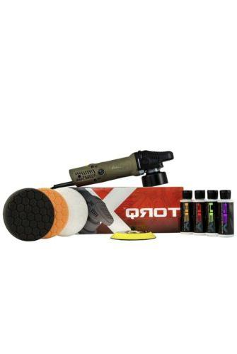 torqx polisher kit 9pc