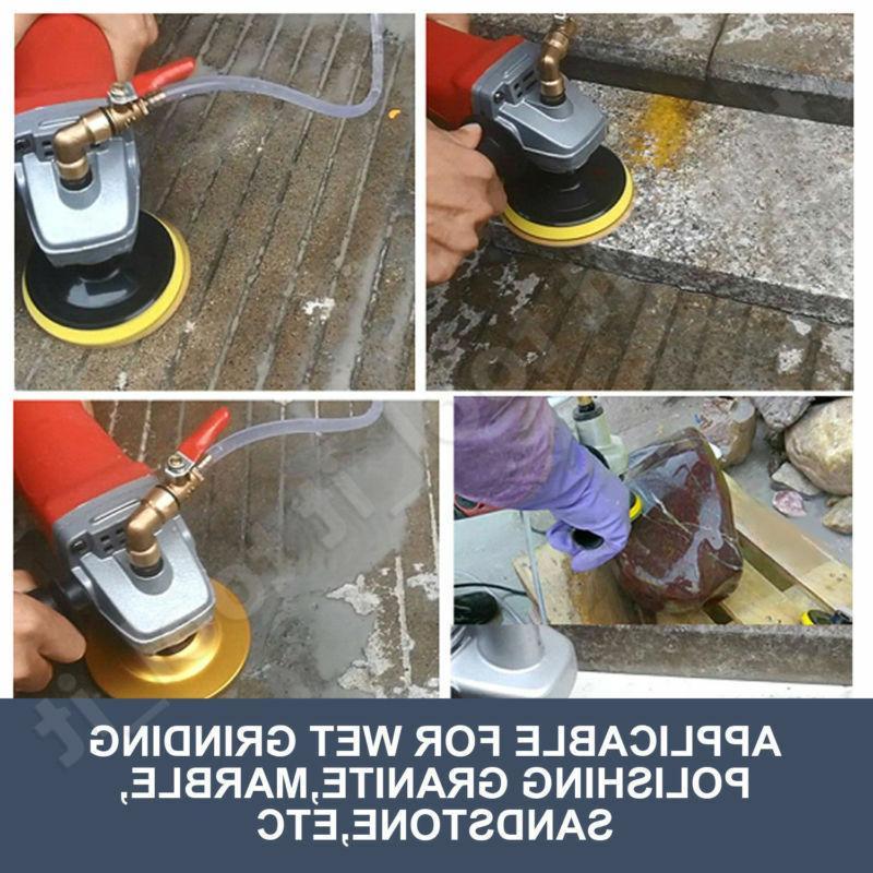 "4"" Speed Wet Polisher Concrete Granite"