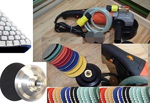 wet polisher grinder variable speed
