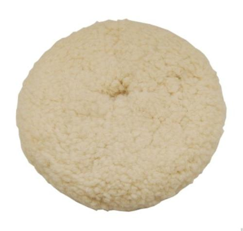 wool double sided buffing pad