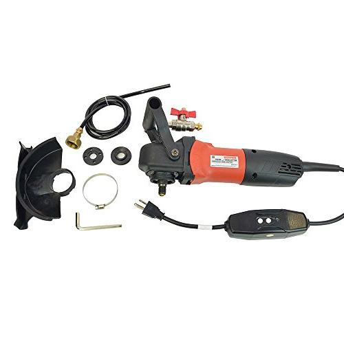 "4"" Variable Speed 110V, 1000-4000 Wet and Grinder 800"
