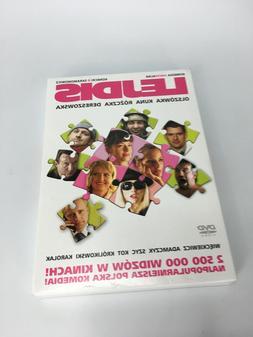 LEJDIS - DVD - Poland,Polen,Polnisch,Polska komedia,Polonia,