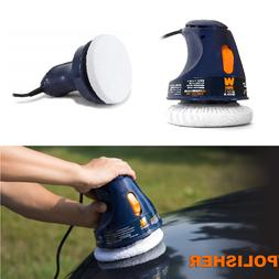 Random Orbital Car Polisher Machine Buffer Waxer Electric Au