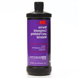 3M Marine Compound and Finishing Material, 06044, 32 fl oz