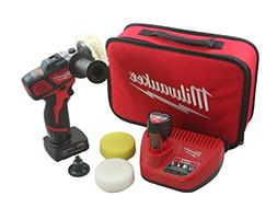 Milwaukee M12 Variable Speed Polisher Sander with Accessory