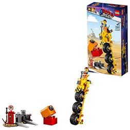 THE LEGO MOVIE 2 Emmet's Thricycle! 70823 Building Kit , N