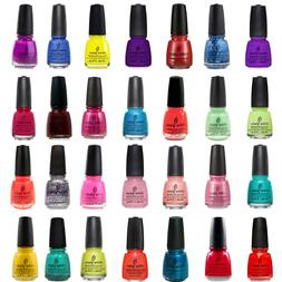 China Glaze Nail Polish. Buy 1 Get 1 at 50% Off.