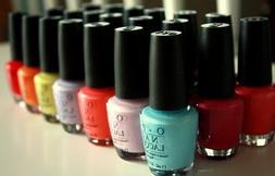 OPI Nail Polish Color Lacquer 0.5oz ** Pick Any Color ** NL
