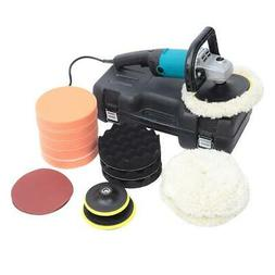 """New 7"""" Electric 6 Variable Speed Car Polisher Buffer Waxer w"""