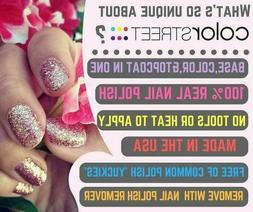 Lower Prices Color Street Nail Polish Strips Free Twosie & S
