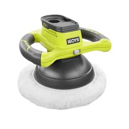 Ryobi P435 ONE+ 18-Volt 18V 10 in. Orbital Buffer/ Polisher