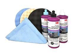 3M Perfect It Buffing & Polishing Kit