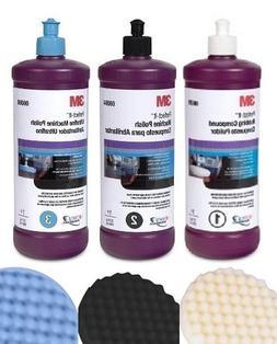 3M Perfect-It Buffing & Polishing Kit 6064, 6068, 6085, 5723