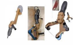 Pipe Tube angle grinder Polisher Fillet Corner Seam Weld Low