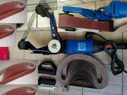 Pipe Tube Polisher 20 Belt Sander stainless steel iron fits