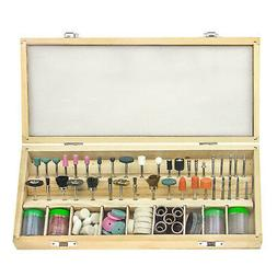 r 228 piece rotary tool accessories kit