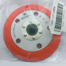 TORQ R5 Dual-Action Polisher Backing Plate w/Hyper Flex, Red