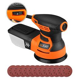 Random Orbit Sander, Tacklife 6 Variable Speed 3.0A 350W / 1