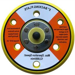 replacement 5 dual action polisher backing plate