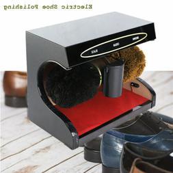 Shine Electric Shoe Polishing Buffers Machine Standing Floor