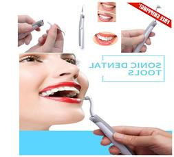 Sonic Teeth Professional Tooth Stain Eraser Cleaning Whiteni