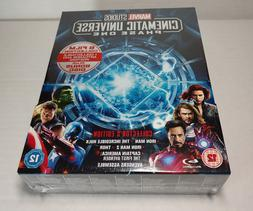 Marvel Studios Cinematic Universe:Phase One Collection NEW