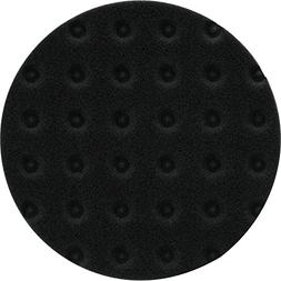 "Makita T-02680 5-1/2"" Hook & Loop Foam Polishing Pad, Black"