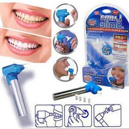 Teeth Polisher Stain Remover Tea Coffee Tobacco Dentist Whit