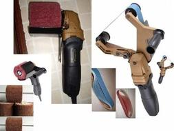 Toolsmart HPG-331 Pipe and Tube Polisher Sander Hand Held An