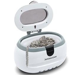 Professional Ultrasonic Jewelry and Eyeglass Cleaner Cleanin
