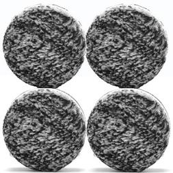 "Buff and Shine 2"" Uro-Fiber Microfiber Pad 4 Pack"
