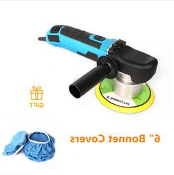 "US 6"" Electric Car Polisher Machine Dual Action Orbital Buff"